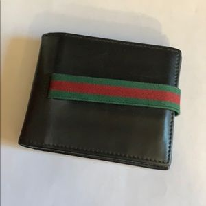 Men's Gucci wallet/money clip